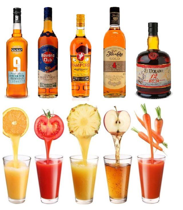 С чем употреблять напиток