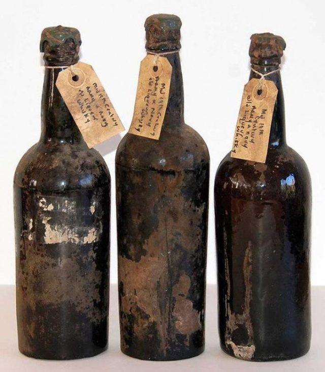 виски в древности