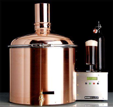 Мини пивоварня американская самогонный аппарат производство россия