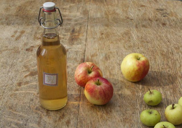 из яблочного варенья