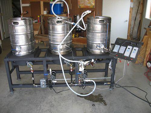 Пивоварня своими руками