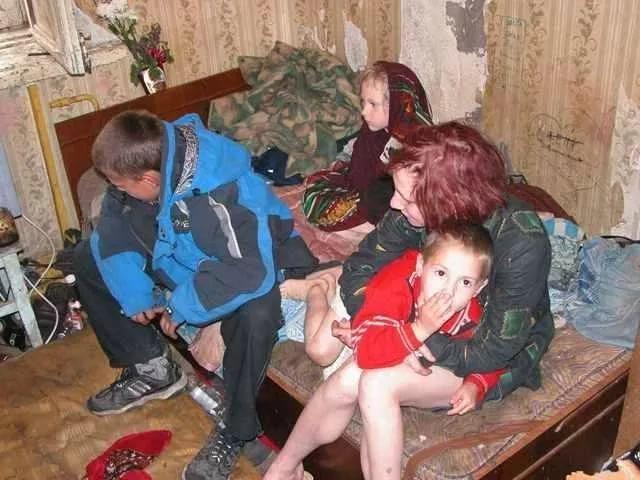 алкоголизм и дети