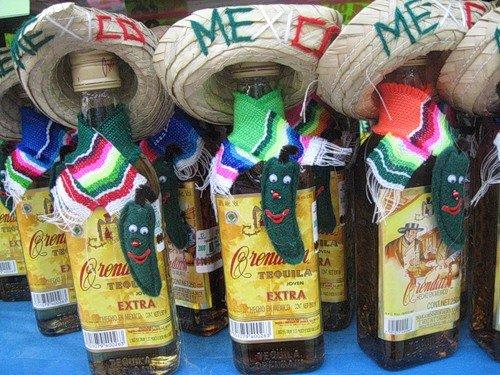 мексиканская текила