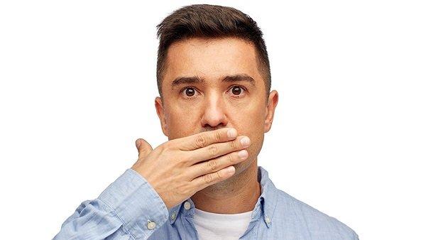 Как уменьшить запах перегара