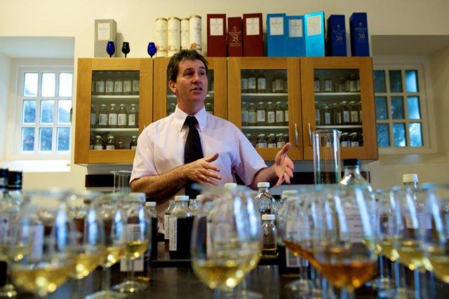 дегустация виски на производстве