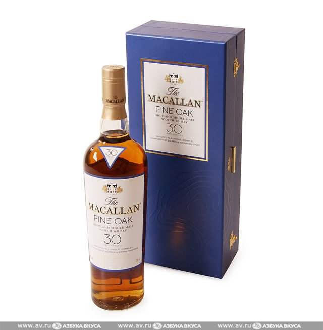 Macallan Fine Oak 30 Y.O.