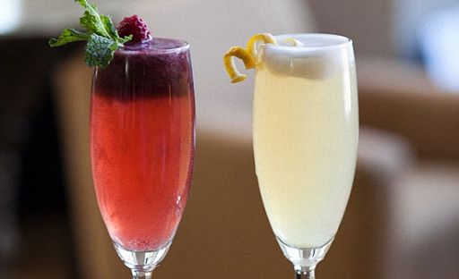 Летние коктейли от Martini Asti (Асти Мартини)
