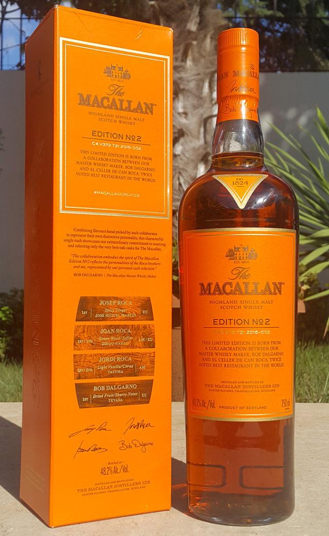 The Macallan Edition № 2