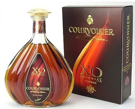 Стоимость коньяка Courvoisier