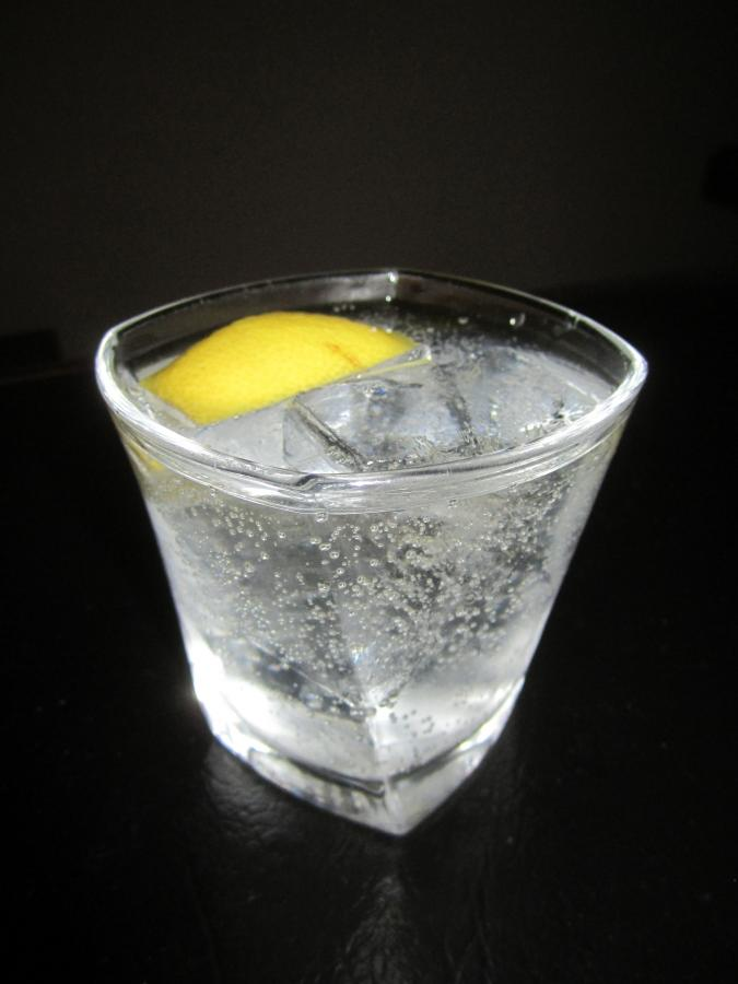 водка со спрайтом
