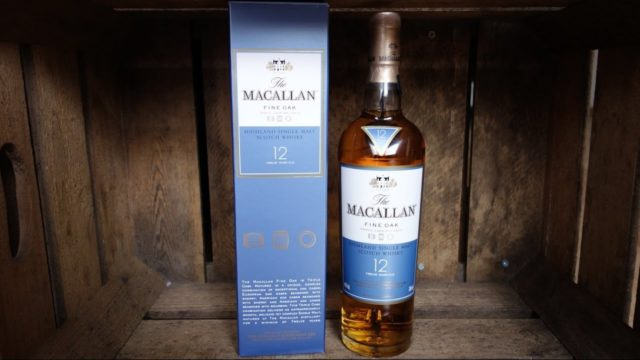 Macallan Fine Oak 12 Y.O.