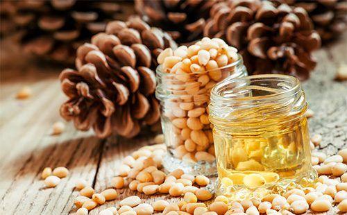 Кедровые орехи полезные свойства настойка на водке