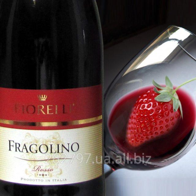 Fiorelli Fragolino Rosso