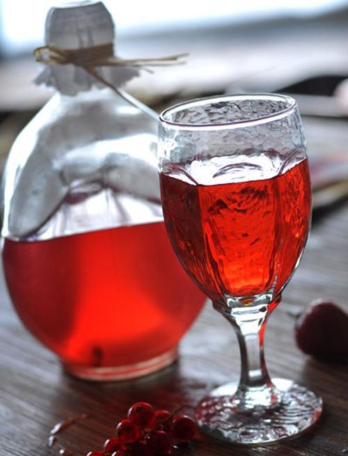 десертное вино из калины