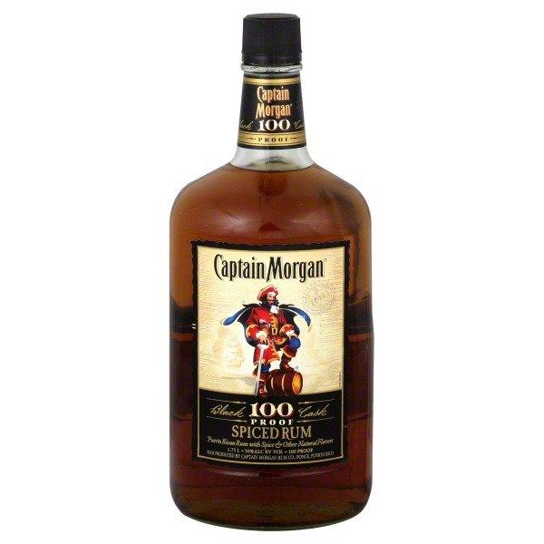 Капитан Морган 100
