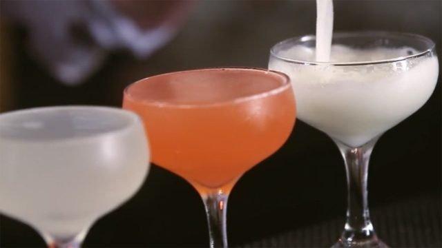 коктейли дайкири