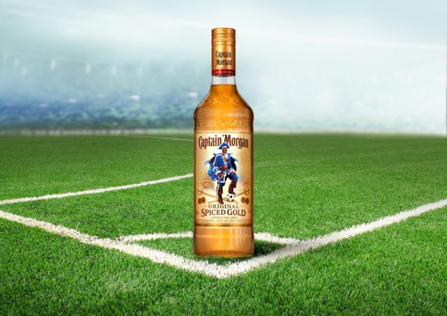 Captain Morgan Limited Edition Spiced