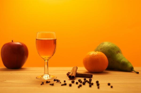 ром с фруктами