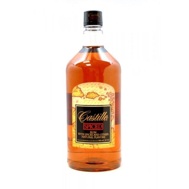 Bacardi Castillo Spiced Rum