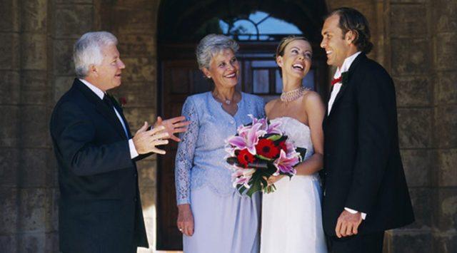 тост за родителей на свадьбе