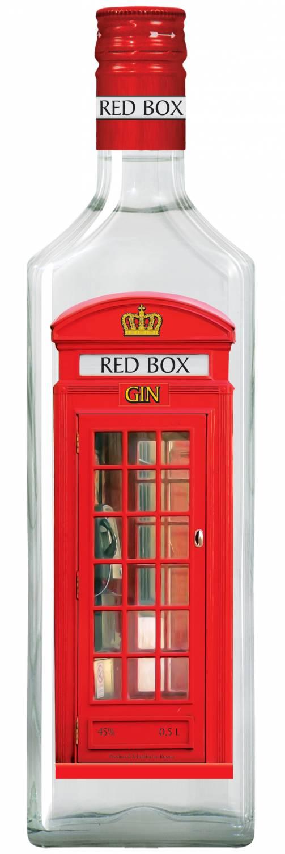 джин Red Box