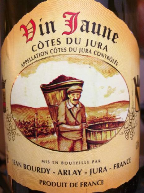 вино Côtes du Jura