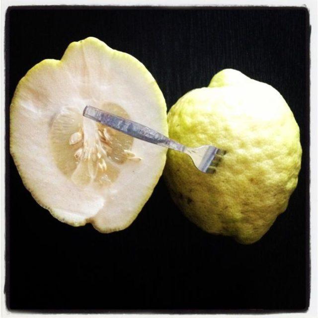 лимоны Sfusato