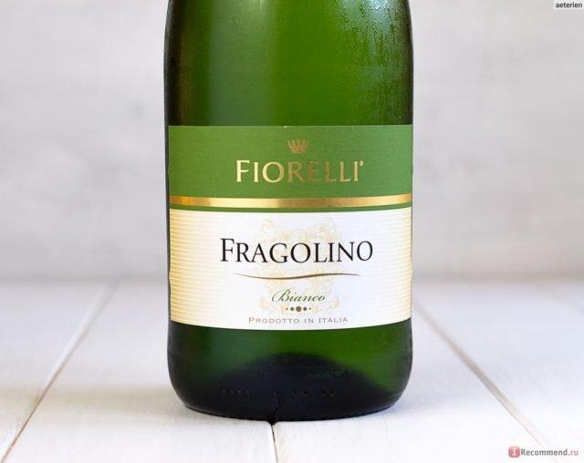 Fiorelli Fragolino Bianco