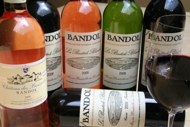 вино Bandol