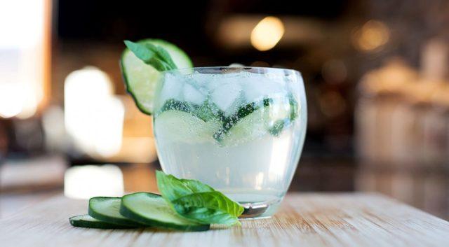 напиток джин