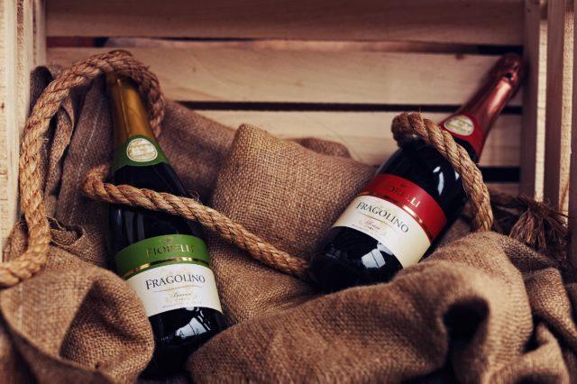шампанское фраголино