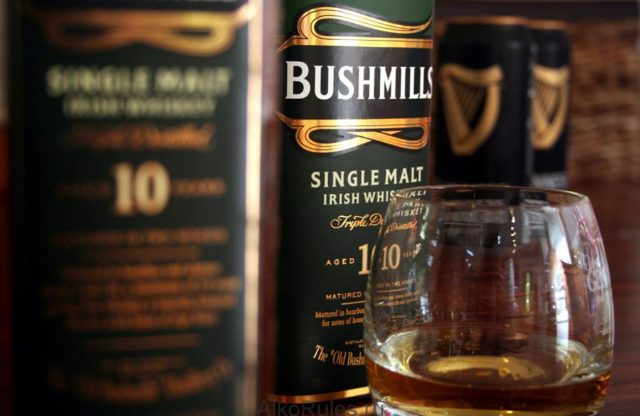 Виски Bushmills Malt 10 Years