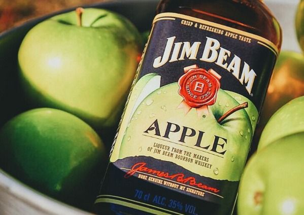 "Jim Beam ""Apple"""