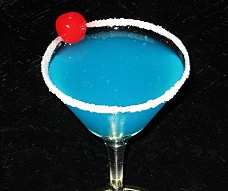 Космополитен синий