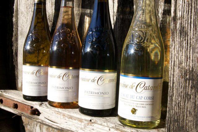 вина Patrimonio