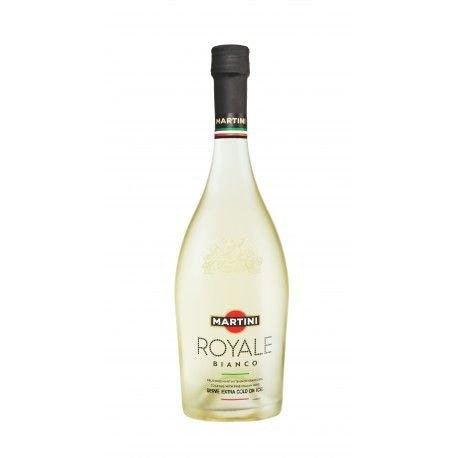 Martini Royale Bianko