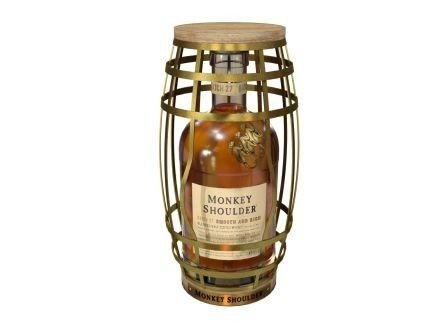 Monkey shoulder в клетке