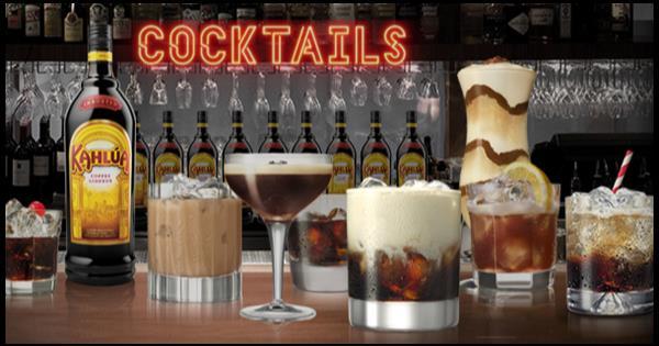 коктейли с ликером Калуа