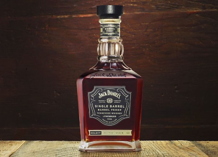 Single Barrel Barrel Proof