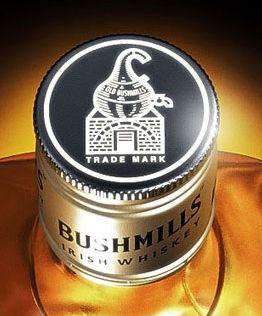 Оригинальная пробка Bushmills