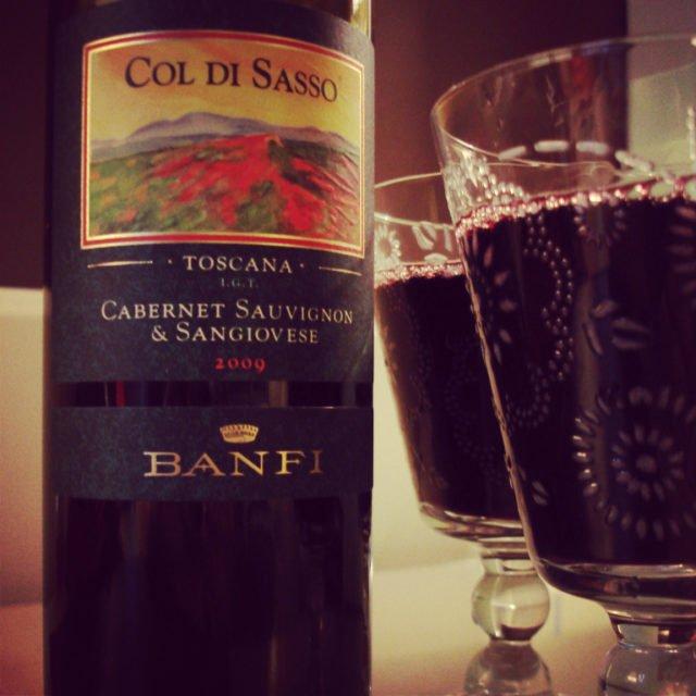 вино Col di Sasso