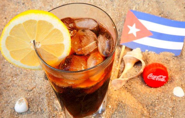 коктейль Куба Лире