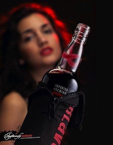 черная водка Blavod