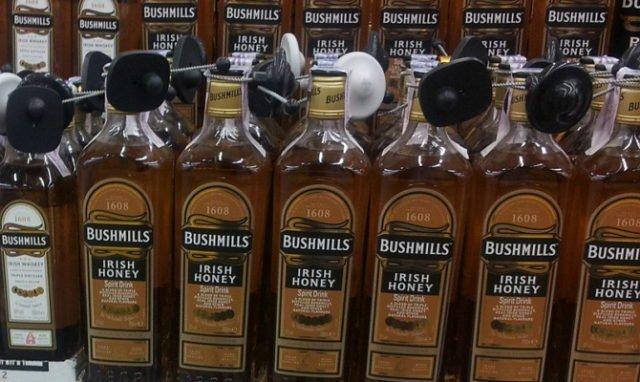 Оригинальный ирландский виски