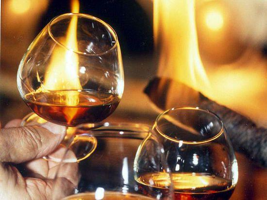 как правильно пить арманьяк