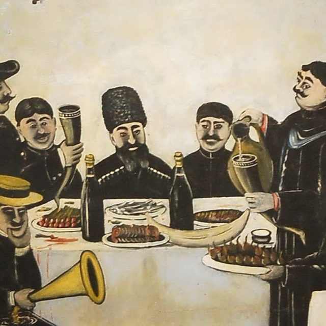 тост за женщин