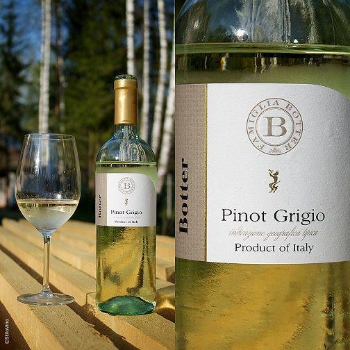 пино гриджио вино