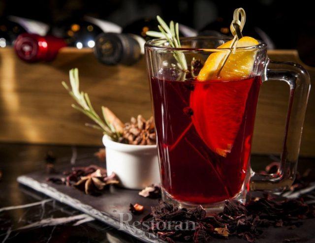 коктейль грог