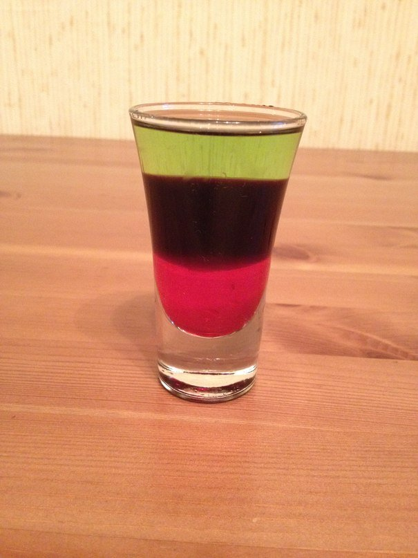 коктейль укус вампира