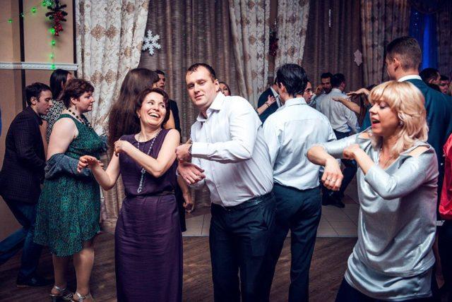танцы выпитых